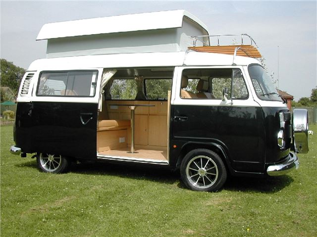Volkswagen T2 Danbury Camper 2010 Road Test Road Tests