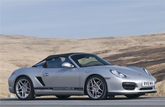 porsche boxster spyder 2010 2012 - Porsche Spyder 2012