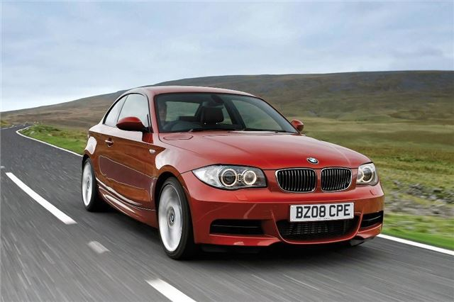 bmw 1 series coupe 2008 car review honest john. Black Bedroom Furniture Sets. Home Design Ideas