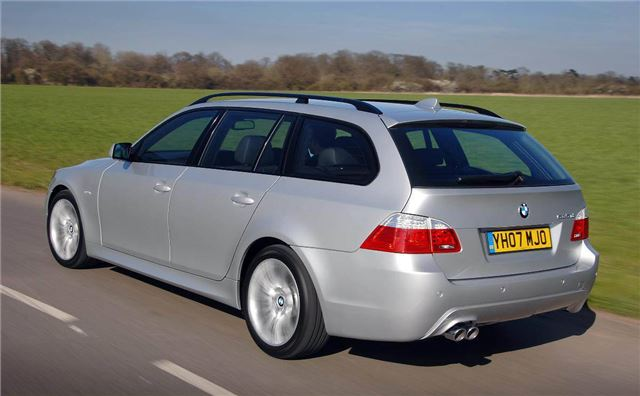 Bmw 5 Series Touring E61 2004 Car Review Honest John