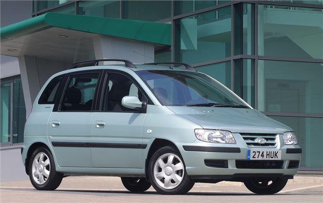 Hyundai Matrix 2001 Car Review Honest John