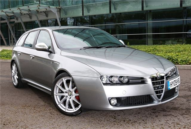 alfa romeo 159 sportwagon 2006 car review honest john. Black Bedroom Furniture Sets. Home Design Ideas