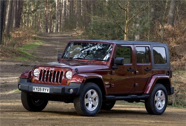 Jeep Wrangler (2007u20132018)