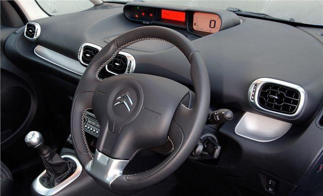 Citroen C3 Picasso 2009 - Car Review - Interior   Honest John
