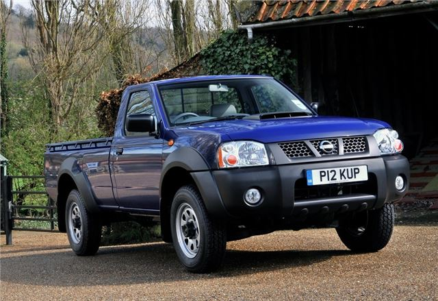 Nissan NP300 2008 - Car Review | Honest John