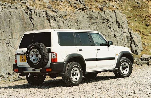 nissan patrol 1992 car review honest john. Black Bedroom Furniture Sets. Home Design Ideas