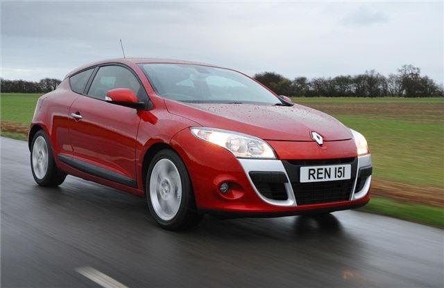 Renault Megane Coupe 2009 Car Review Honest John