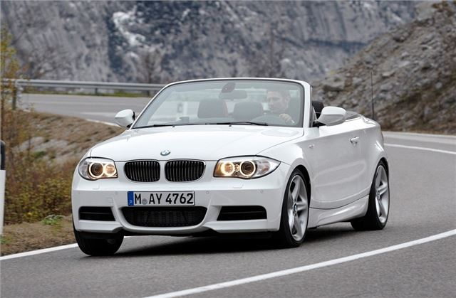 BMW revises 1 Series Coupe and Convertible | Motoring News | Honest John