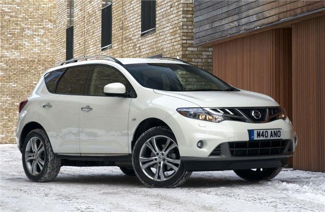 Nissan Murano (2008u20132011)