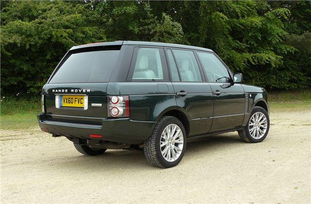 Land Rover Range Rover L322 2002 Car Review Honest John
