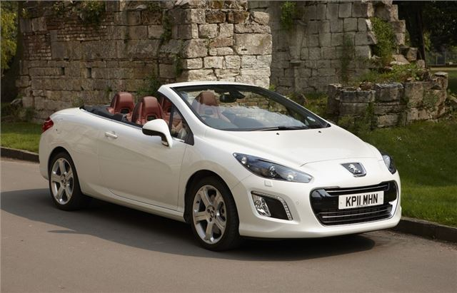 peugeot  cc  car review honest john