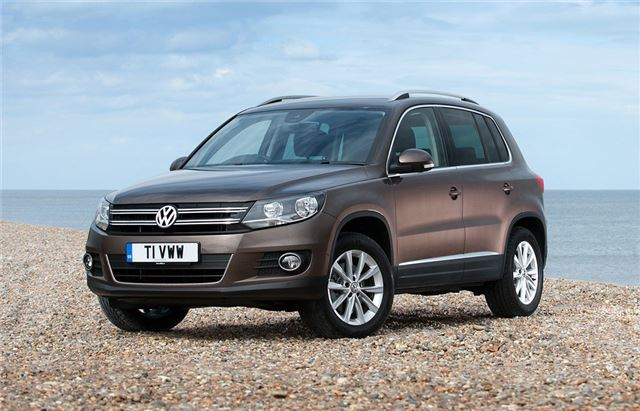 volkswagen tiguan 2008 car review honest john. Black Bedroom Furniture Sets. Home Design Ideas