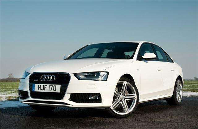 Audi A B Car Review Honest John - Audi car reviews