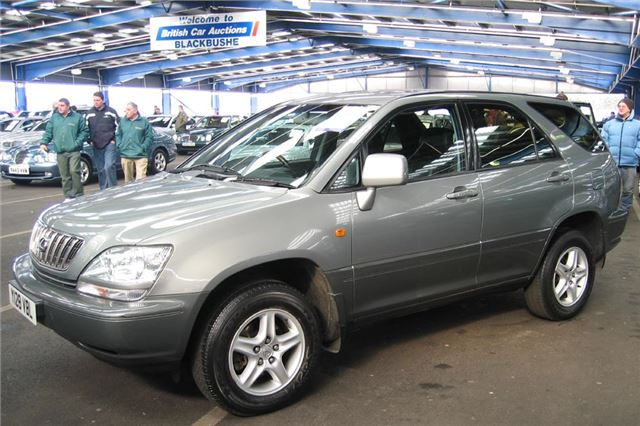 2002 rx300 lexus