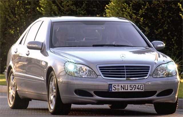 Mercedes benz s class w220 2001 road test road tests for 2001 mercedes benz s500 specs