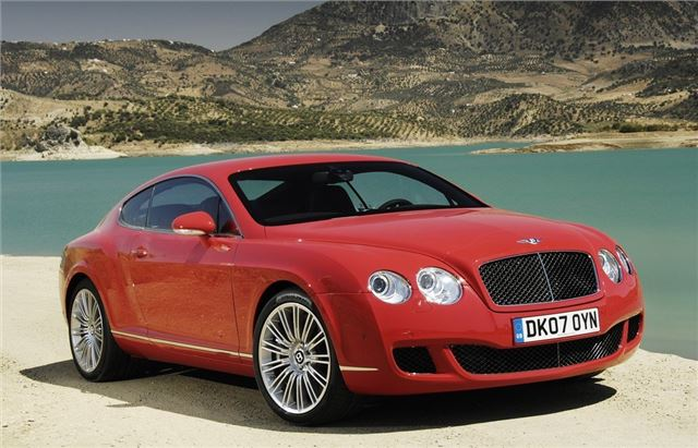 2005 bentley continental gt problems