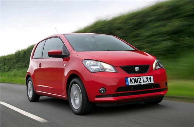 Mii Now Available With Automatic Gearbox Motoring News Honest John