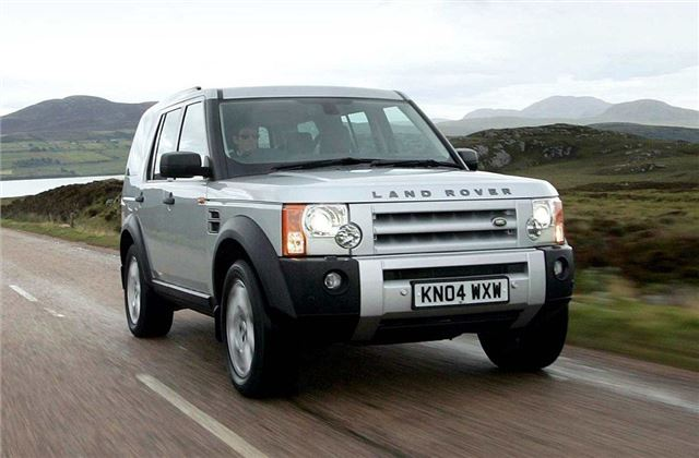 Land Rover Discovery 3 2004 Car Review Honest John