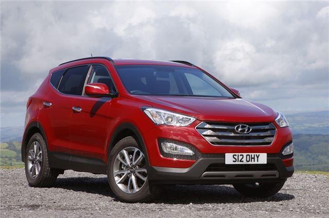 Hyundai Santa Fe 2012 Car Review Honest John