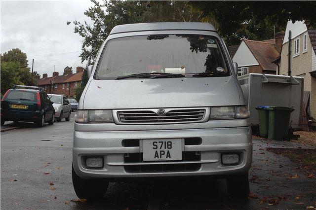Mazda Bongo 1994 Car Review Honest John