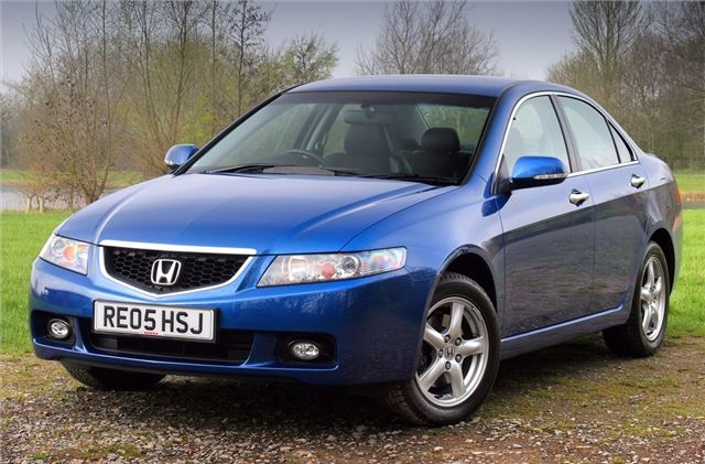 Exceptional Honda Accord (2003u20132008)
