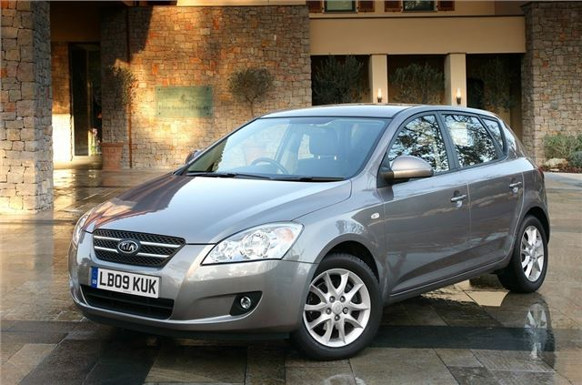 Kia Cee D 2007 Car Review Honest John