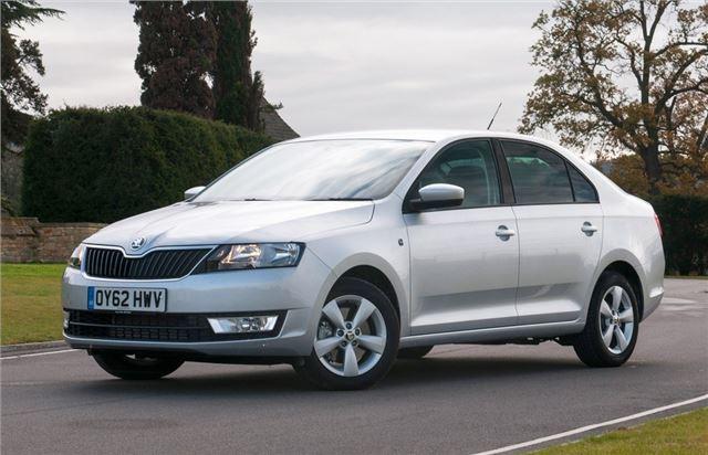 Skoda Rapid 2012 - Car Review | Honest John
