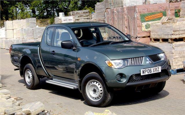 Mitsubishi L200 2006 - Van Review | Honest John
