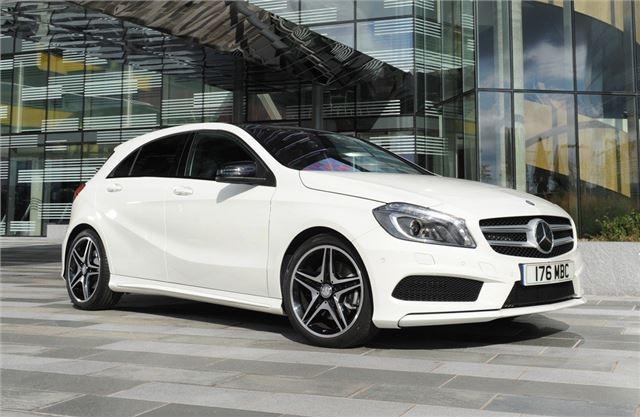 Mercedes benz a class 2012 car review honest john for Mercedes benz england