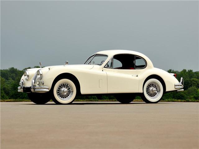 Jaguar XK140 (1954   1957)