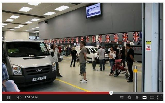 brand new best place so cheap Van auction video news service unveiled | | Honest John