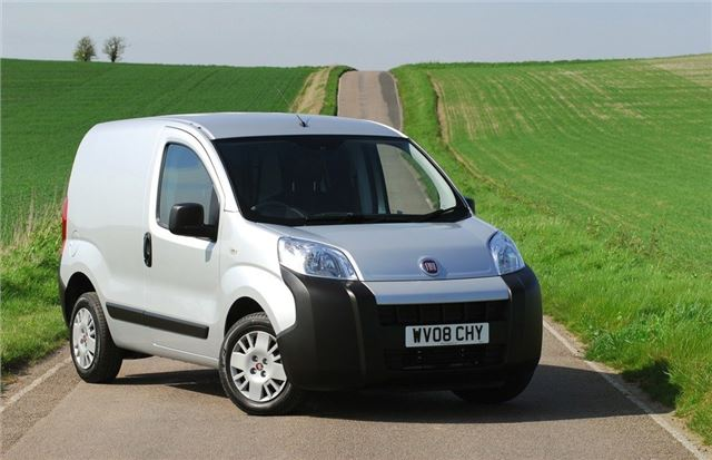 fafa281965 Top 10  Most economical small vans