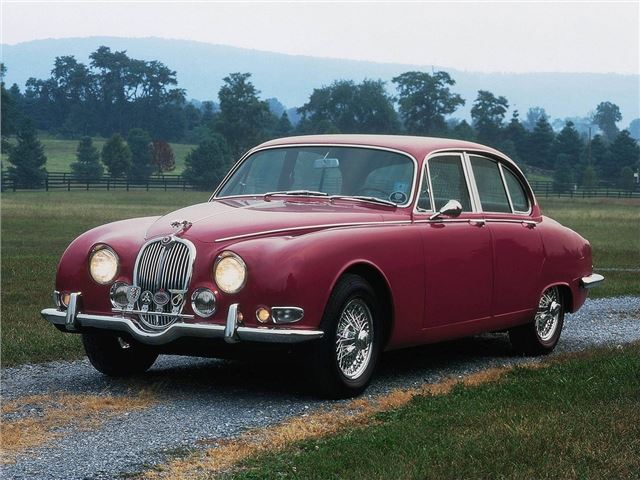 Auto Insurance Companies List >> Jaguar S-type - Classic Car Review | Honest John