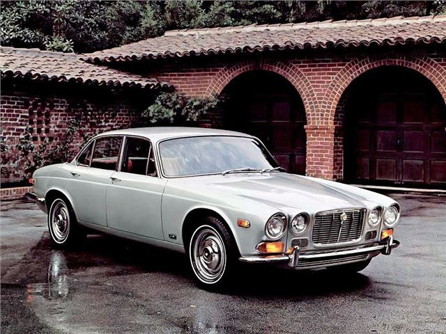 Superb Jaguar XJ6/XJ12 (1968   1992)
