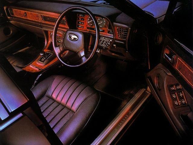 Jaguar Xj on 1987 Jaguar Xj6