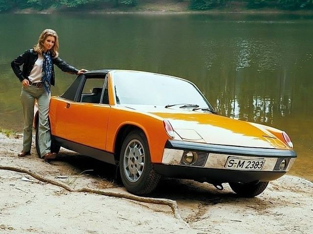Porsche 914 Classic Car Review Honest John