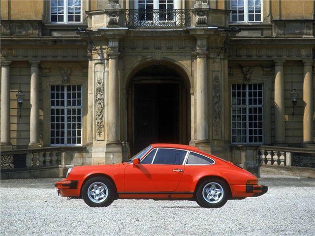 Porsche 911 Type 930 Classic Car Review Honest John