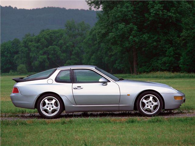 Porsche 968 (1991 - 1995)