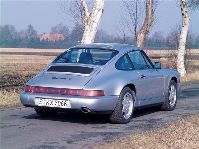 Porsche 911 type 964 classic car review honest john porsche 911 964 1989 1993 publicscrutiny Choice Image