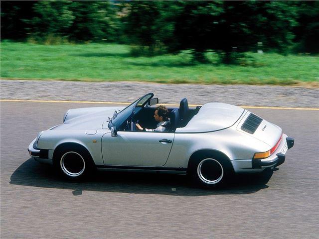 Porsche 911 Speedster Classic Car Review Honest John