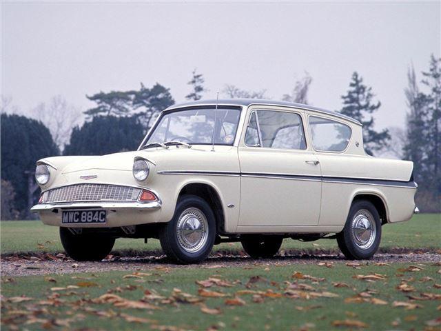 Adrian Flux Review >> Ford Anglia 105E/123E - Classic Car Review | Honest John