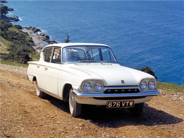 Ford Capri Car And Classic