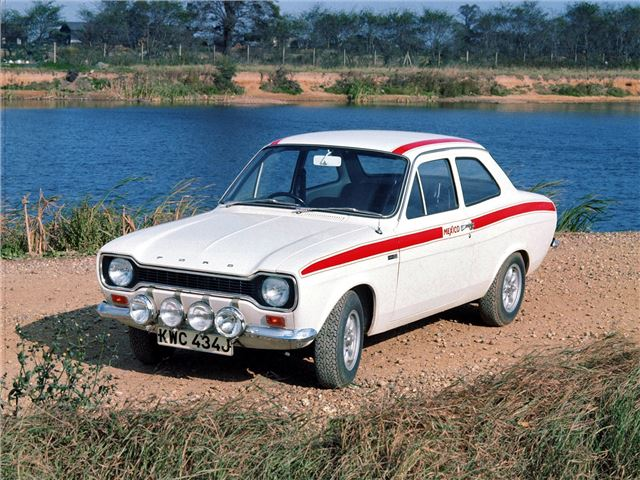 Ford Escort Mexico/RS1600/RS2000 (1970 - 1975)