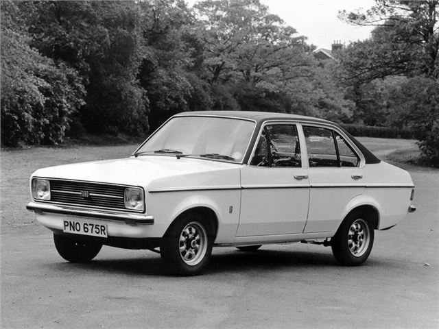 Ford Escort Mk2 Classic Car Review Honest John