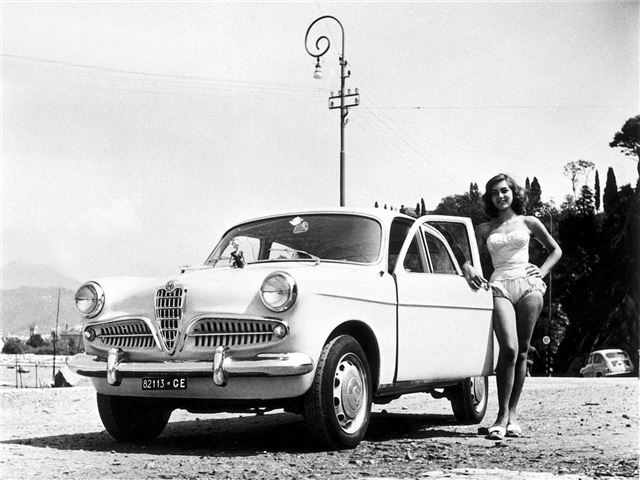 Alfa Romeo Giulietta Berlina on Alfa Romeo Berlina