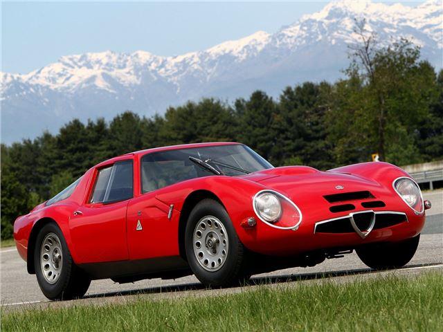 Alfa Romeo Giulia TZ/TZ2 (1963   1966)