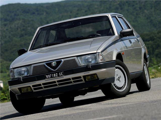alfa romeo alfa 75 classic car review buying guide honest john rh classics honestjohn co uk Veloc Alfa 75 Alfa 75 1 43