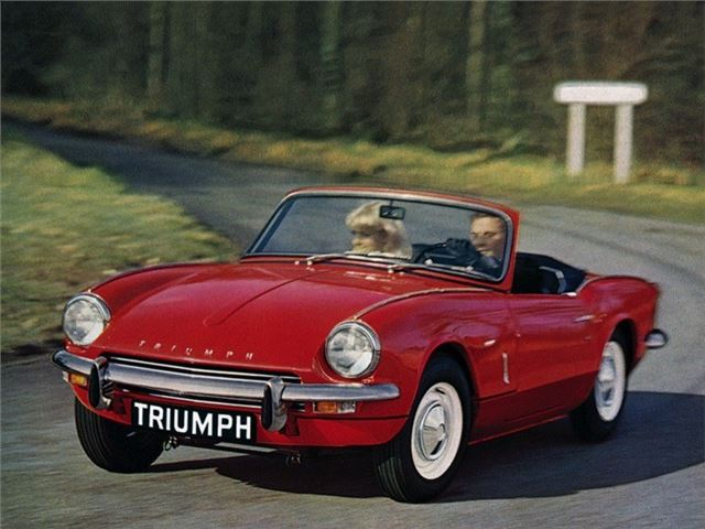 Triumph Spitfire - Classic Car Review | Honest John