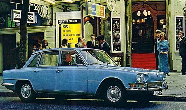 Triumph 2000/2500 - Classic Car Review | Honest John