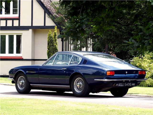Aston Martin DBSDBS V Classic Car Review Honest John - Aston martin 1970 for sale